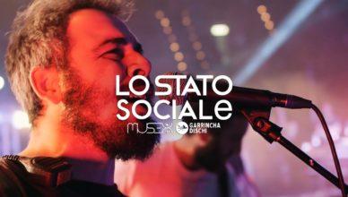 LO STATO SOCIALE – Brutale – live @ Paladozza, Bologna